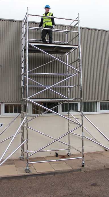 mobile scaffold towers dublin